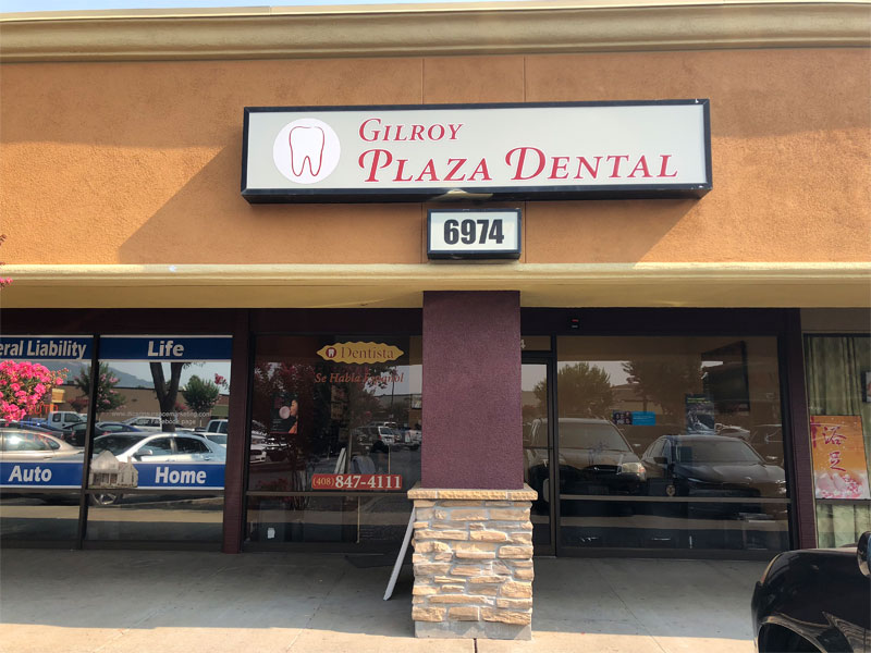 Dental Office Tour Photo #1 - Gilroy, CA